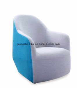 Modern Elegant Style Leisure Cashmere Chair pictures & photos