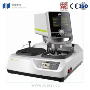 Mopao 4s Metallographic Grinding Polishing Machine Lab Metallographic Equipment pictures & photos