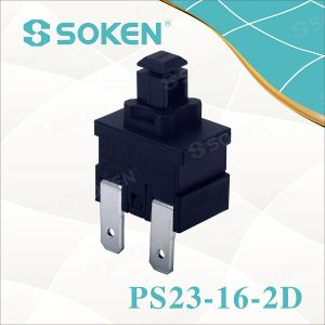 Soken vacuum Cleaner Push Button Switch 16A 1 Pole pictures & photos