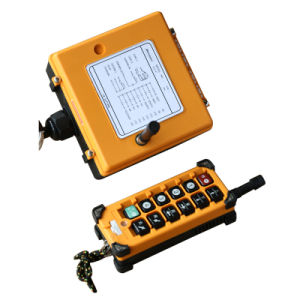 8 Channels Industrial Wireless Radio Remote Controls for Md Electric Chain Hoist pictures & photos