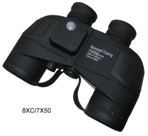 7X50 Floating Waterproof Binocular with Compass (8XC/7X50) pictures & photos