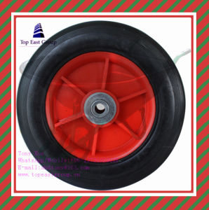Super Quality Long Life PU Foam Wheel with 400-8, 400-16, 300-8, 300-7, pictures & photos