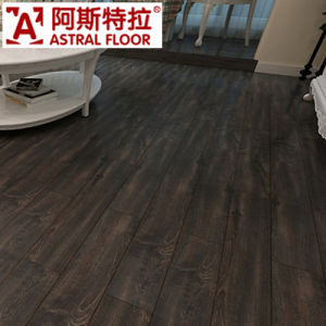 Household Commercial E1 AC3, AC4 12mm Laminate Flooring pictures & photos