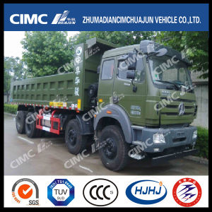 Beiben 6*4 Dump Truck with 290-420HP and Euro 2/3/4 Emission Standard pictures & photos