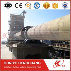 Large Capacity Cement Rotary Kiln with ISO Approval pictures & photos