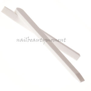 Stone Nail File Cuticle Remover Trimmer Buffer Tool (FF26)