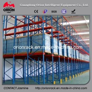 Warehouse Storage Racking System Drive in Shelf pictures & photos