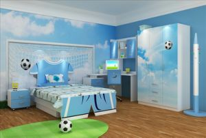 Children Dormitory Furniture Sets Y350-1