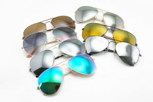 Classic Sunglasses /Sunglasses/ Metal Sunglasses Colorful pictures & photos