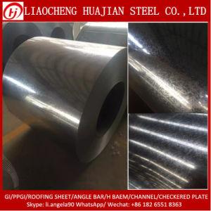 SGCC Dx51d+Z Galvanized Steel Coil for Building Material pictures & photos