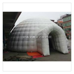 White Color Non-Transparent Inflatable Bubble Tent Inflatable Dome pictures & photos