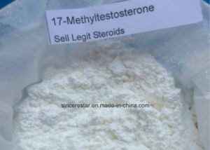 High Purity Steroid Raw Material 17-Alpha-Methyl-Testosterone