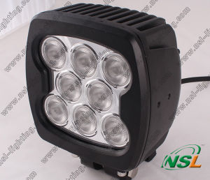 5.5 Inch 80W LED Work Light, LED Driving Light, Pencil Beam Work Light, Offroad Light, CREE Driving Lights pictures & photos