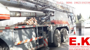 Used Zoomlion Mobile 70ton Truck Crane (QY70K) pictures & photos