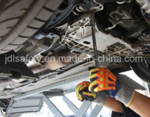 Anti-Impact Work Safety Glove (TPR9014) pictures & photos