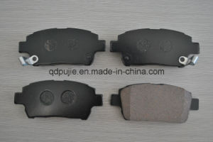 Front OE 04465-17100 Car Brake Pad pictures & photos