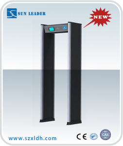 Digital Metal Detector Gate (24 area) (XLD-B(LCD)) pictures & photos