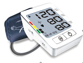 Blood Pressure Monitor with 4.1 Inch LCD Display pictures & photos