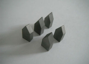 Tungsten Carbide Brazed Turning Inserts A20 K20 pictures & photos