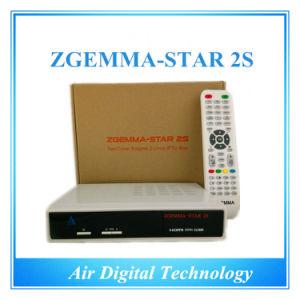 Super Value Zgemma-Star 2s Twin DVB-S2 Tuner Enigma2 Satellite Receiver pictures & photos