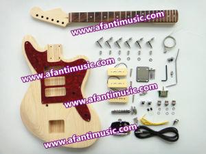 Afanti Music Jaguar Style Ash Body Electric Guitar Kit (AJG-908K) pictures & photos