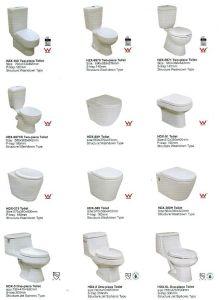 Ceramic Toilet, Ceramic Toilet Bowl
