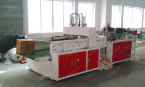 Full Automatic High Speed Shopping Bag Making Machine pictures & photos