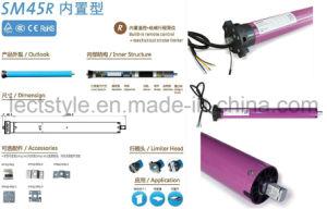 Sm45r Series Tubular Motor (European STYLE) pictures & photos
