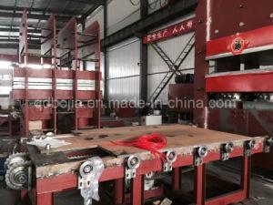Cow Rubber Mat Vulcanizing Press Machine pictures & photos