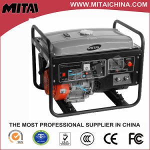 5kw-200A Portable Gasoline Powered Welding Generator Machine
