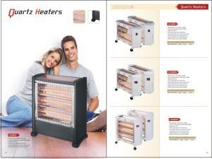 Quartz Heater 5, 000 Hours Lifespan Infrared Warm Heater pictures & photos