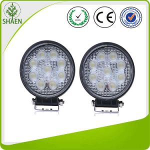 10-30V 27W 9PCS LED Work Light pictures & photos