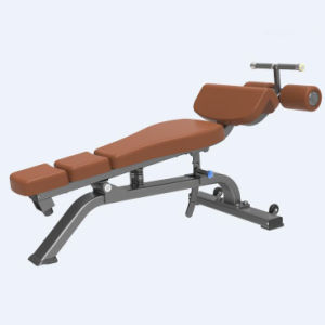 2015 Newest Fitness Equipment Adjustable Decline Bench (SD1021) pictures & photos