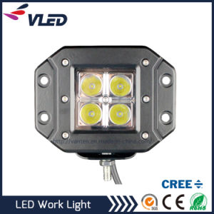off Road Lights LED 12W 5inch Work Lamps for Trucks pictures & photos