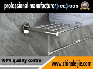 304 Stainless Steel Bathroom Accessory Towel Rack pictures & photos