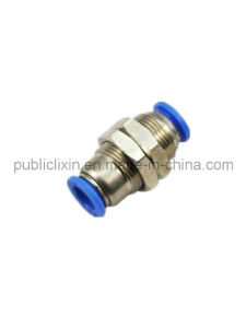 Pm Plate Direct Connection Brass Fitting, Tube Hose Fittings pictures & photos