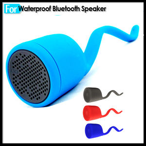 Multifunction Tadpole Waterproof Bluetooth Speaker with Handsfree pictures & photos
