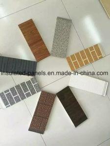 PU Metallic Embossed Sandwich Panel pictures & photos