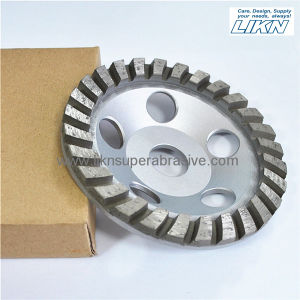 Turbo Segment Metal Bond Grinding Wheel