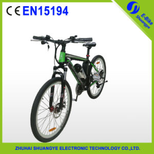 En15194 Electric Mountain Bicycle Bike in China pictures & photos