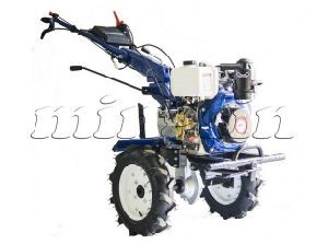 8HP Mini Diesel Tiller, Rotary Cultivator, 178f Diesel Tiller pictures & photos