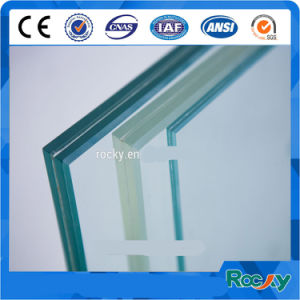 4+0.38+4mm Clear Laminated Glass with Ce/ISO Certificate pictures & photos