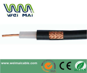 H2 Rg59 Siamese Coaxial Cable, CCTV Coaxial Cable Rg59 pictures & photos
