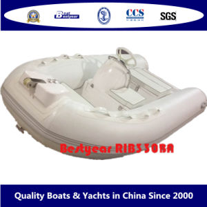 Rigid Inflatable Boat OEM Rib330ba pictures & photos