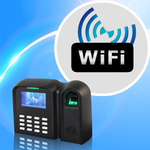 Color Screen Biometric Time Attendance with Fingerprint Reader (WiFi/TCP) pictures & photos