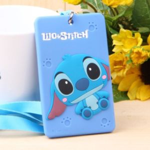 Wholesale 3D Luggage Tag Soft PVC Luggage Tag pictures & photos