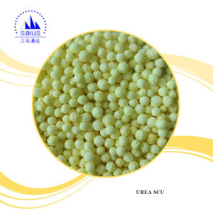 Polymer-Coated Sulfur-Coated Urea (PCSCU) Used for Agriculture pictures & photos