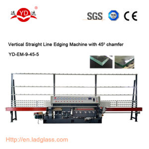 Semi-Auto 45-90 Degree Arris or Straight Line Edging Glass Machine pictures & photos