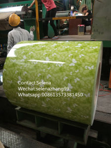 Color Coated Steel Coil PPGI PPGL Manufacturer Stocking pictures & photos