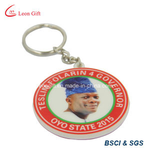 Custom 3D High Quality Soft PVC Rubber Keychain pictures & photos